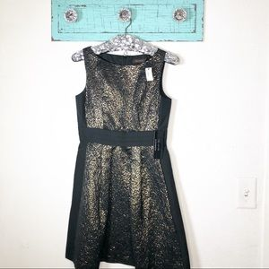 Limited black and gold dress size 4